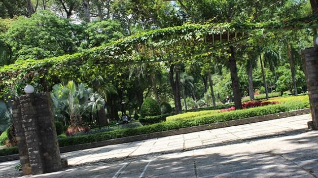 jardins à Ho Chi Minh
