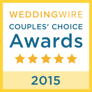 On Sunny Slope Farm Wins a WeddingWire Couples' Choice Award® 2015