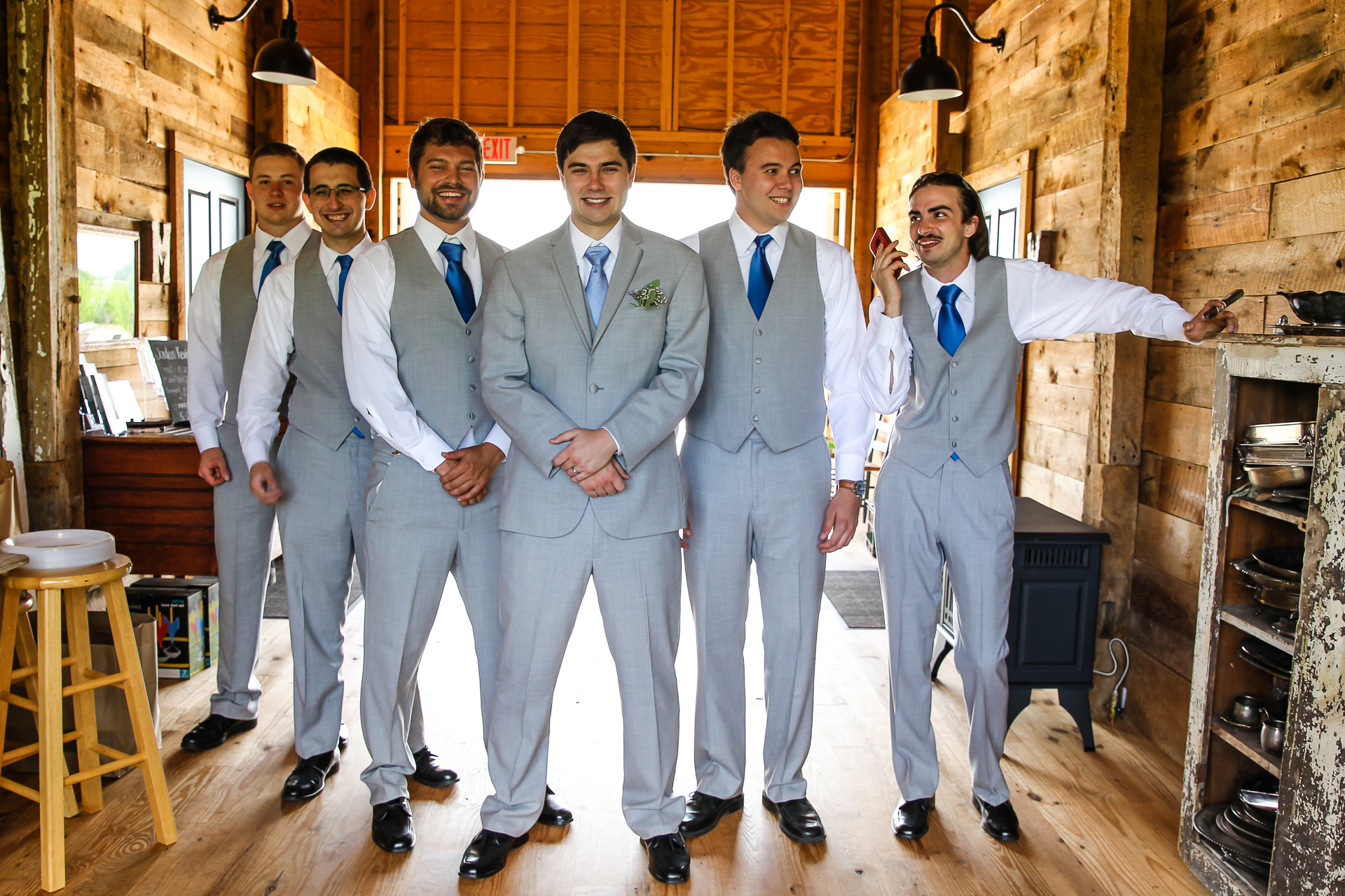 Jordan + Kevin Wedding On Sunny Slope Farm Wedding Venue by Linda Hexter Photography (1 of 30)