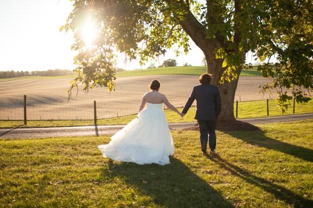 Mary + Patrick Wedding On Sunny Slope Farm Wedding Venue by Feather & Oak Photography (23 of 31)