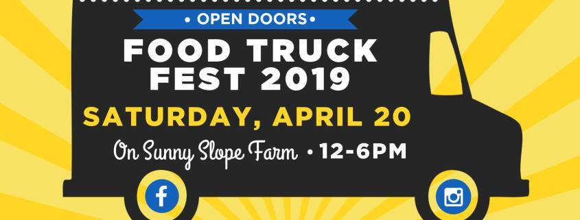 Food Truck Fest 2019 On Sunny Slope Farm
