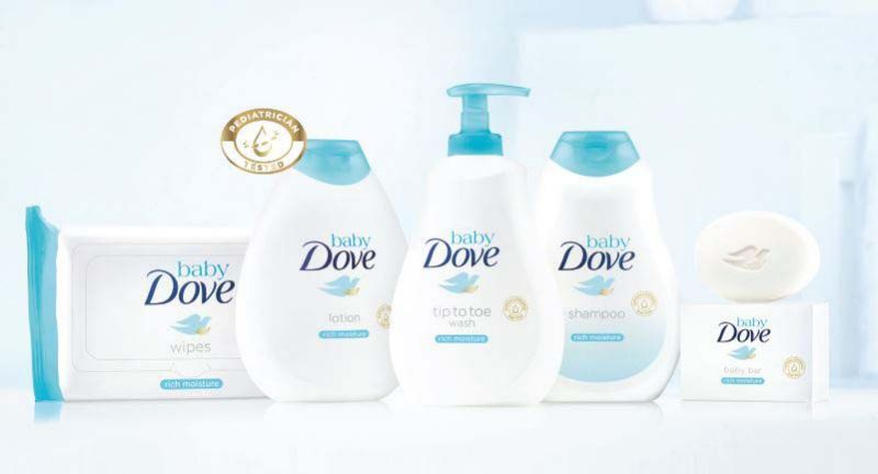 review: Baby Dove