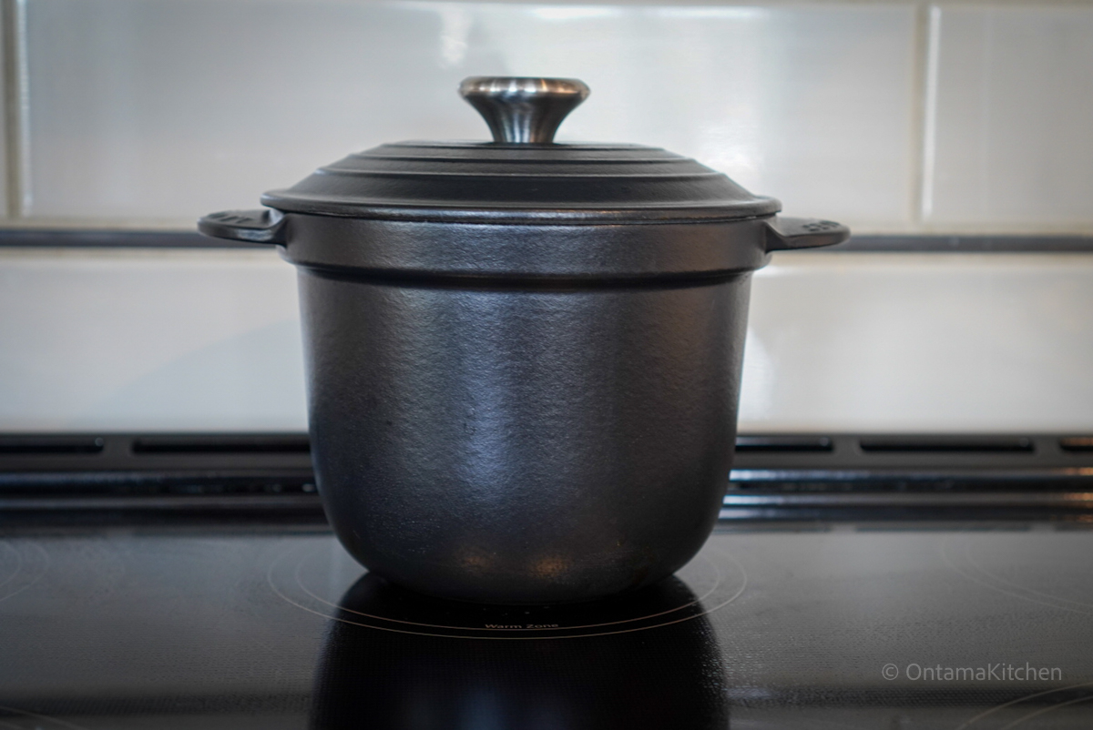 cocotte every rice