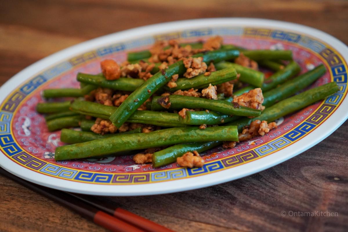 Green bean laoganma