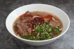 蘭州牛肉麺 (兰州牛肉面/LANZHOU BEEF NOODLE SOUP)