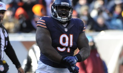 Eddie Goldman Bears Opts Out
