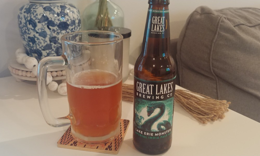 Great Lakes Brewing Lake Erie Monster