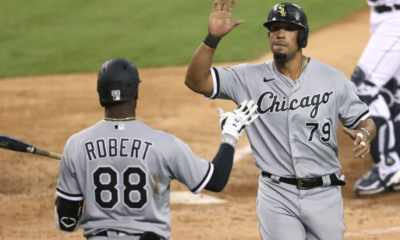 Luis Robert Jose Abreu White Sox