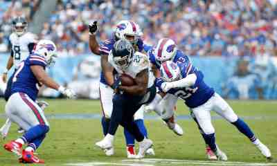 NFL Week 5 Schedule Changes Bills Titans