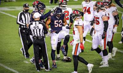 Bears Panthers Preview
