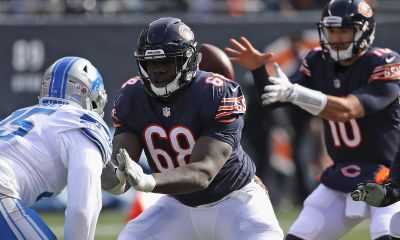James Daniels Bears Injury