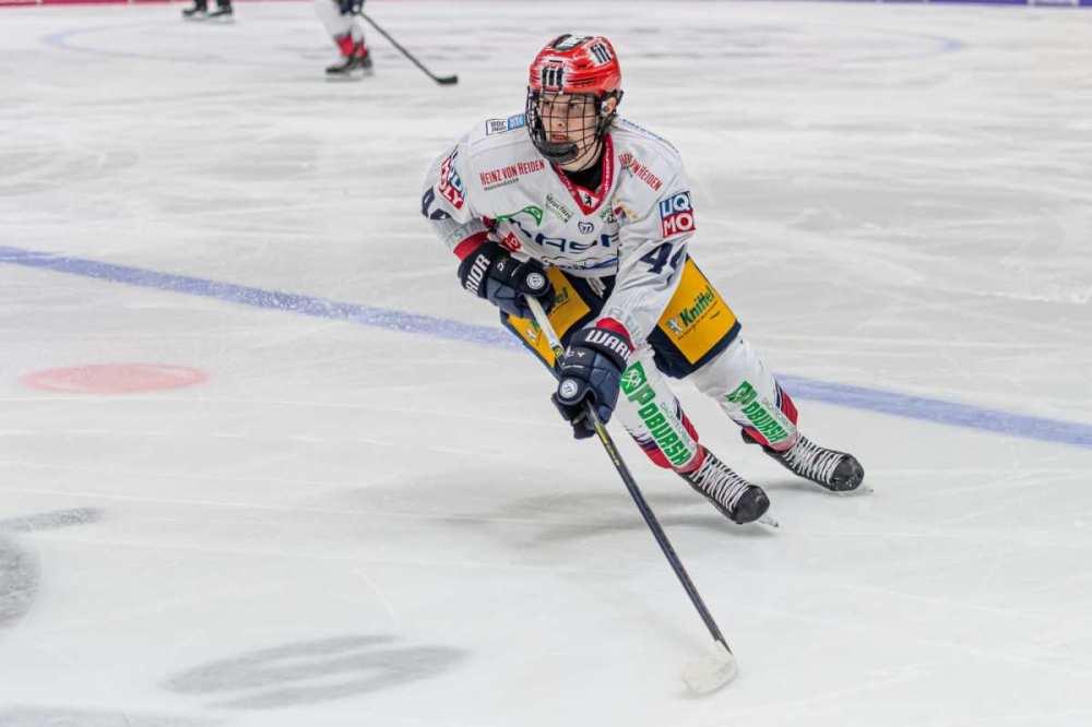 Lukas Reichel Chicago Blackhawks