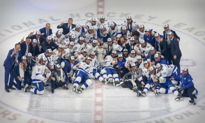 Tampa Bay Lightning Stanley Cup Champions