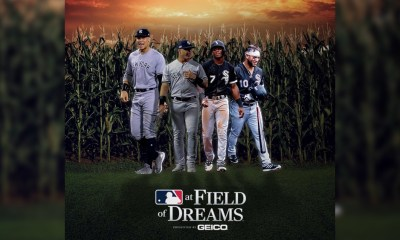 MLB Field of Dreams