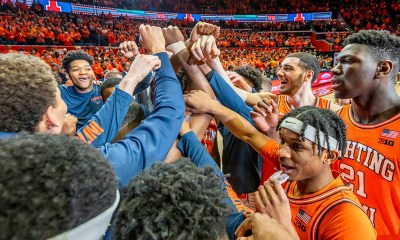 Illinois Basketball AP Top 25