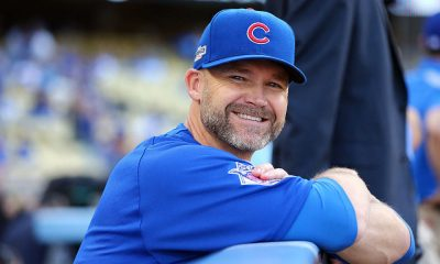 David Ross Cubs Manager