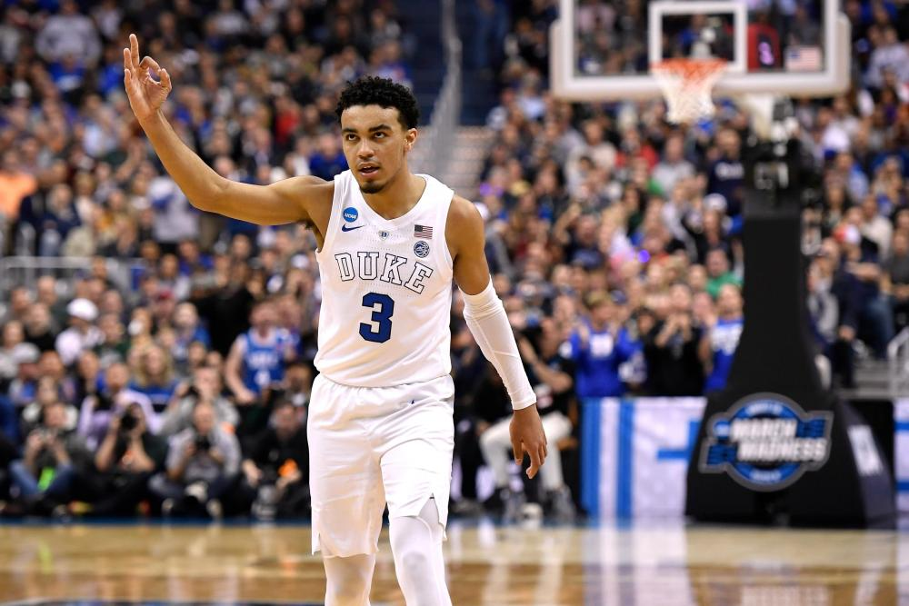Tre Jones NBA Draft