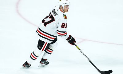 Adam Boqvist Blackhawks