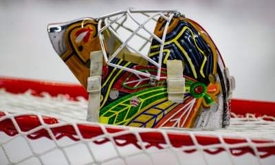 Blackhawks Goalies