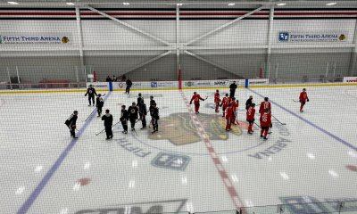 Blackhawks Training Camp