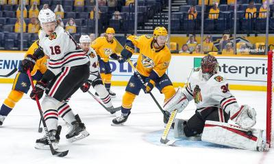 Blackhawks Predators