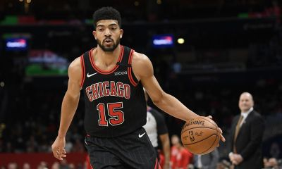 Chandler Hutchison Out