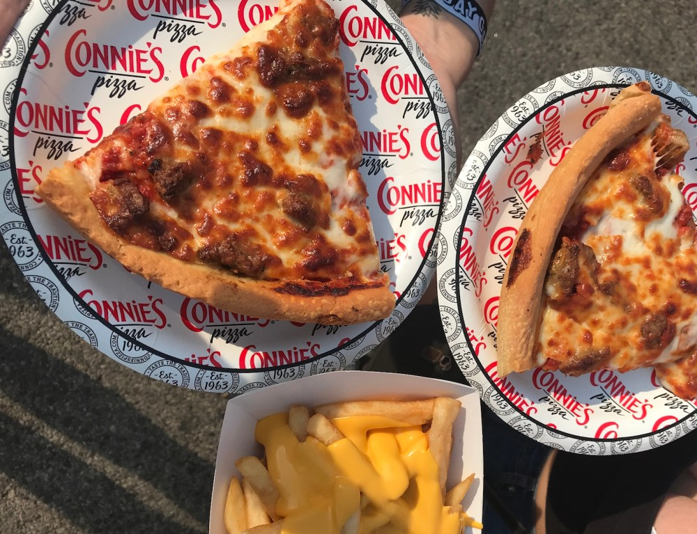 Connie's Pizza Chicago