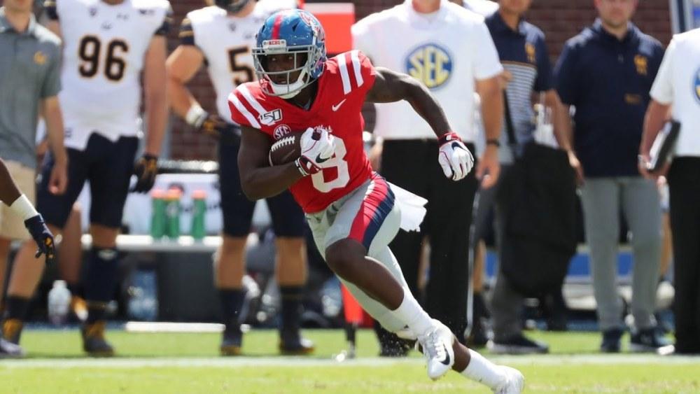 Elijah Moore NFL Draft