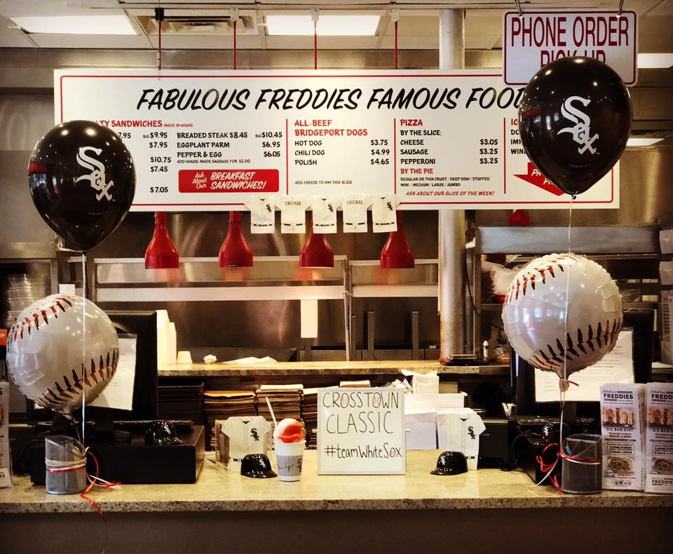 Fabulous Freddies Chicago