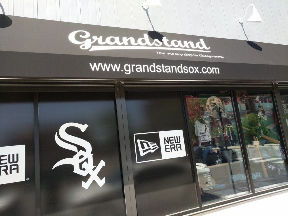 Grandstand White Sox