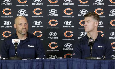 Ryan Pace Matt Nagy Bears Press Conference