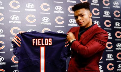 Justin Fields Bears