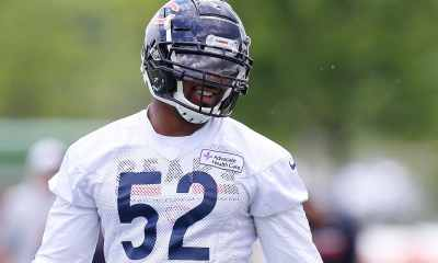 Chicago Bears Minicamp OTA Schedule