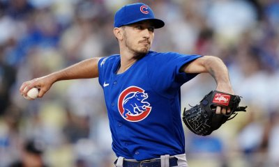 Cubs combined no hitter