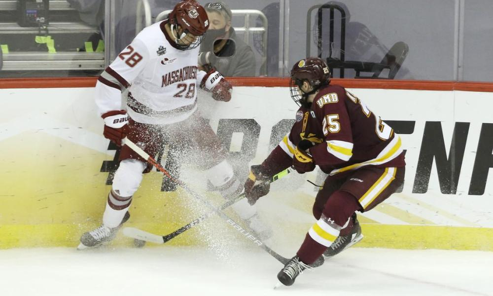 2021 NHL Draft: Blackhawks Select Connor Kelley with No. 204 Overall Pick in 7th Round