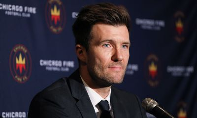 Chicago Fire Press Conference