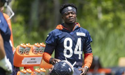 Marquise Goodwin Chicago Bears