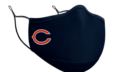Chicago Bears Masks Required at Soldier Field