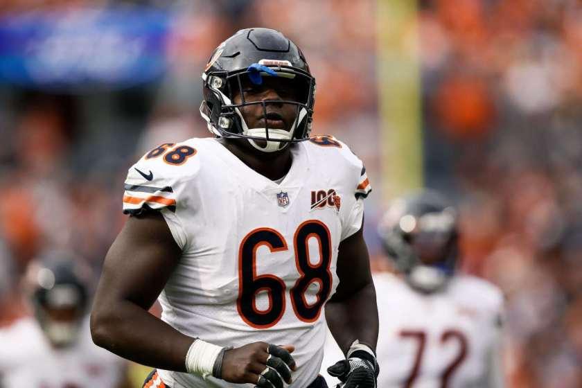 James Daniels Bears