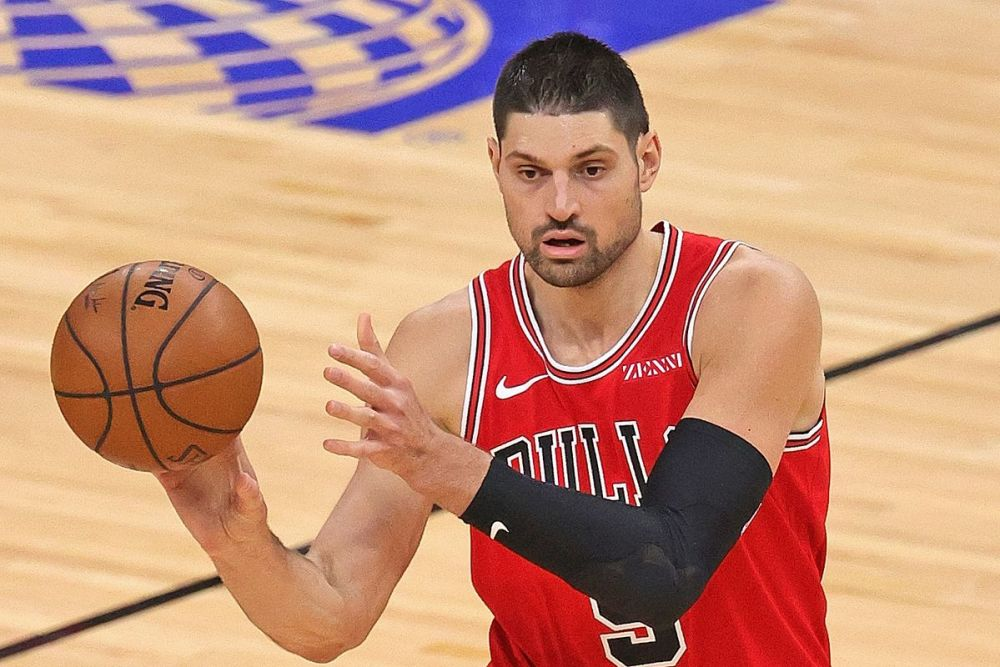 Nikola Vucevic Bulls