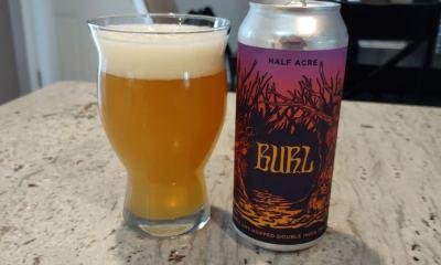 Half Acre Burl Beer
