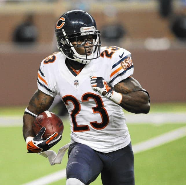 Devin Hester is nominated for 2022 hall of fame.