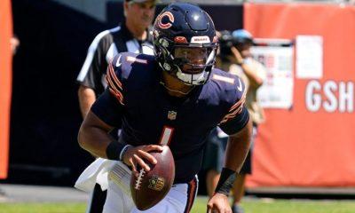 Justin Fields Bears Starter