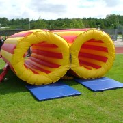 Mega Mix Obstacles for its a knockout