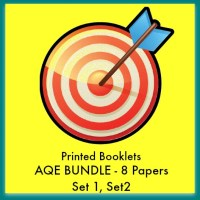 AQE Practice Papers set1 and Set 2 Printed