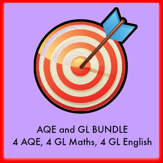 AQE and GL Practice Paper Bundle
