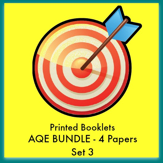 AQE Practice Papers Set 3