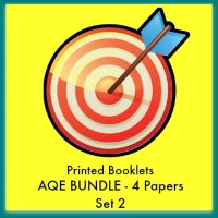 AQE Practice Papers Set 2 Printed