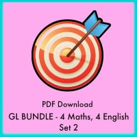 GL Assessment Style English and Maths Transfer Test Practice Papers
