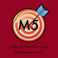 CCEA M5 Practice Papers